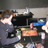 Finalen i Star Wars - Epic Duels på Viking Con 2003.