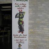 Avalon gør noget ud af det.